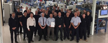 Advanex achieve AS9100 approval
