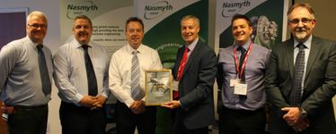Chinn Ltd receives IQS Gold Award from AgustaWestland