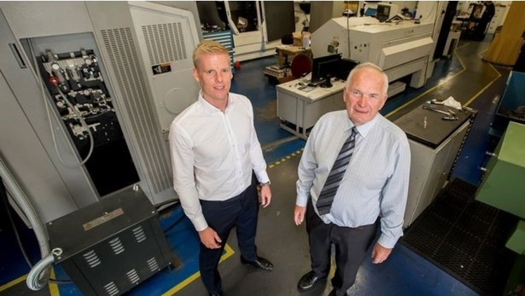 Manufacturer targets international growth with new funding