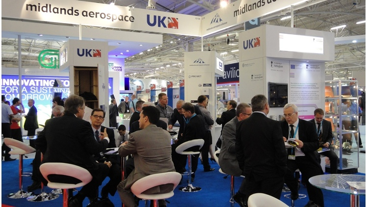 Brisk business for Midlands at Paris
