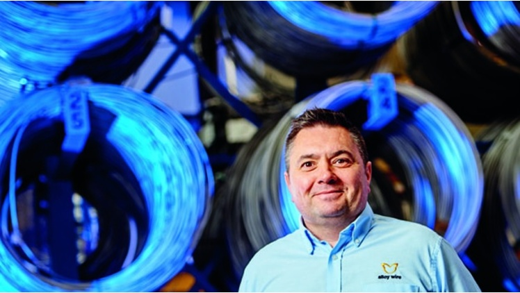 Emergency orders soar at Black Country's Alloy Wire