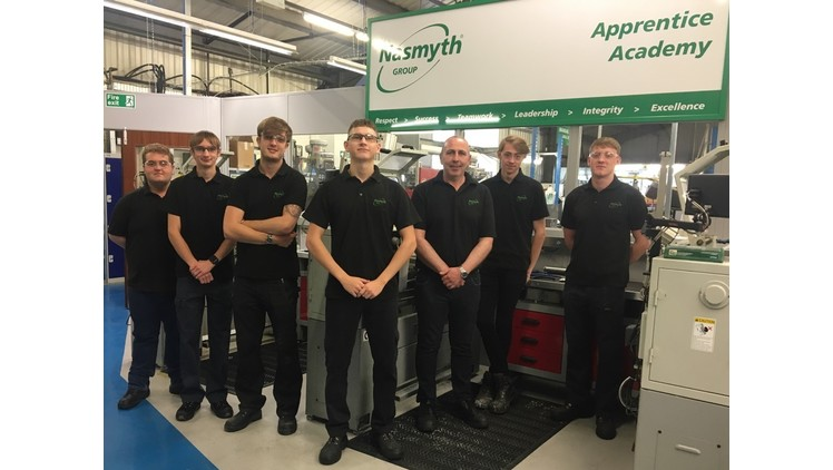 Nasmyth Group to open dedicated training centre
