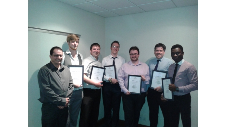 Nasmyth Group congratulates its new Six Sigma Green Belts