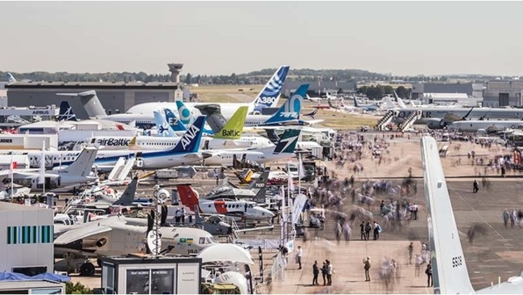 Paris Air Show is ready for take off