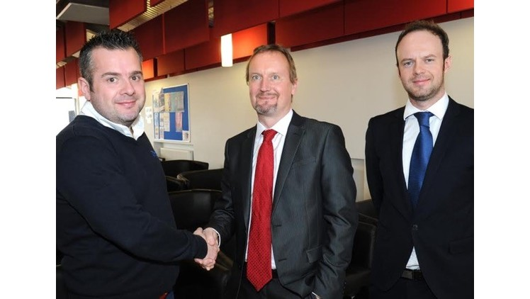 Two engineering firms combine engineering passion and focus on huge deal