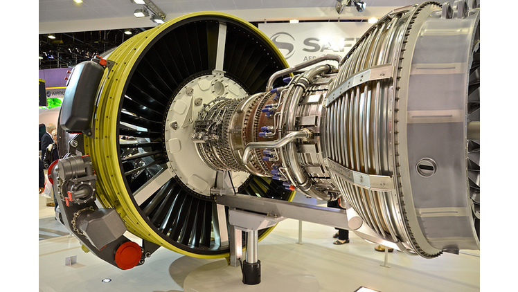 Meggitt on new LEAP engines