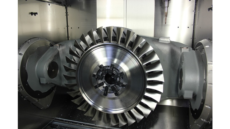 Delcam and Technicut partner to reduce time and cost of blisk machining