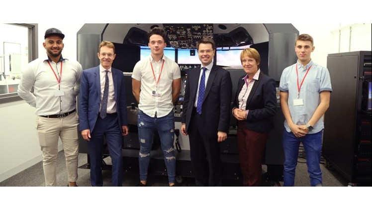 Aeronautical students boosted by major investment