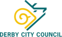 Derby City Council logo transparent