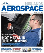 Midlands aerospace magazine autumn 2015