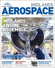 Midlands Aerospace magazine autumn 2016