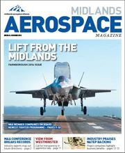 Midlands Aerospace magazine summer 2016