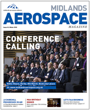 Midlands aerospace magazine winter 2018