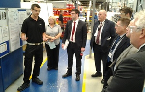 Inside Meggitt with the MAA factory safety 2