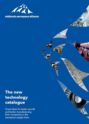 MAA new technology catalogue cover