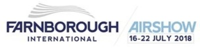 Farnborough 2018 logo