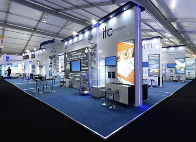 Farnborough 2016 stand