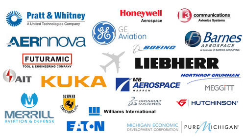 Michigan aerospace brands