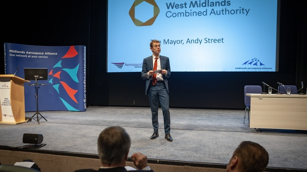 Andy Street MAA Conference 2019b