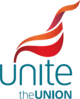 Unite the Union logo transp